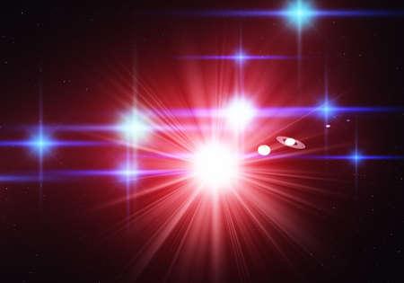 wallpape: Supernova explosion