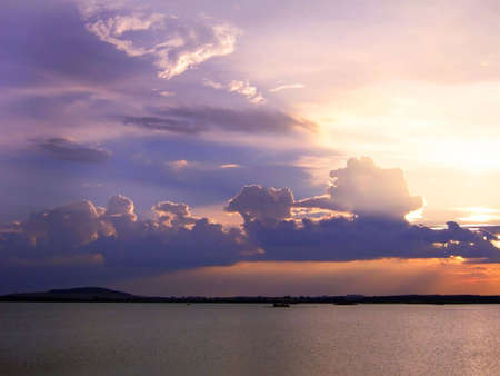 puffy: Otmochow Lake, Poland