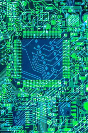 Circuit board Stock Photo - 4658902