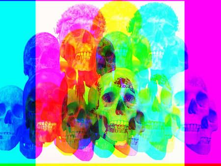 Skulls Stock Photo - 4762631