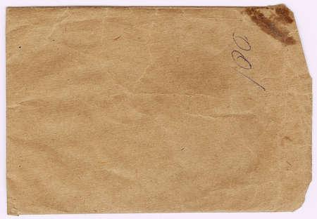 vintage envelope: Sobre Vintage