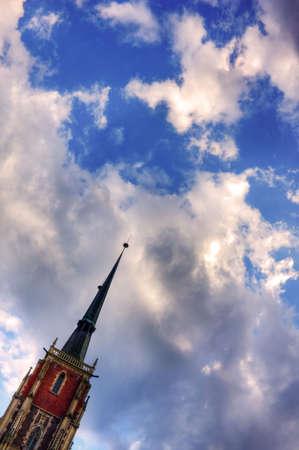 thundercloud: Nubi tempestose su Cattedrale