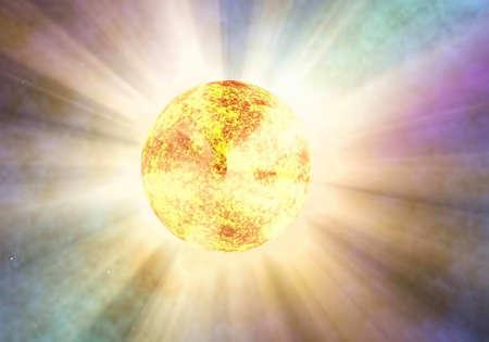 Supernova Stock Photo - 6976182