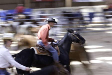Horsemen Stock Photo - 7144620