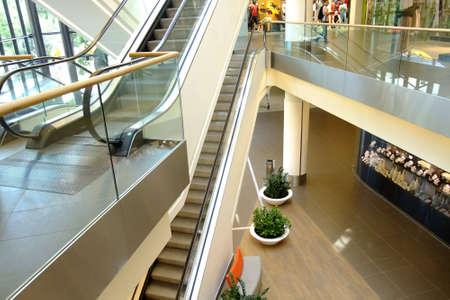 Shopping center Stock Photo - 7606907