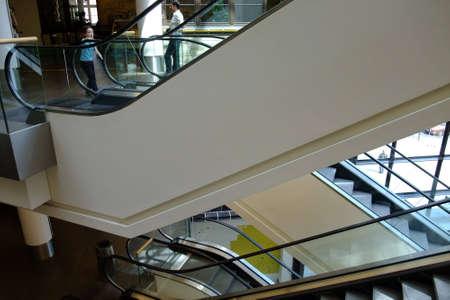 Shopping center photo