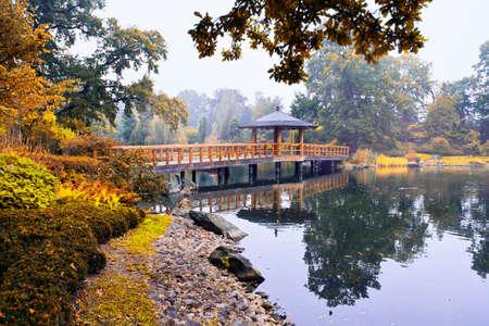 dolnoslaskie: Japanese garden