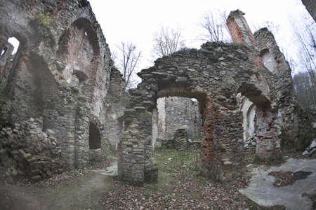 dolnoslaskie: Ruins of ancient castle