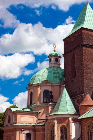 dolnoslaskie: Monuments, Wroclaw in Poland Stock Photo