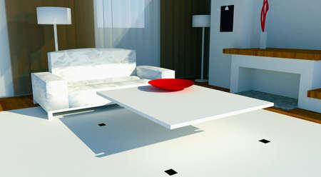 Modern interior Stock Photo - 8532720