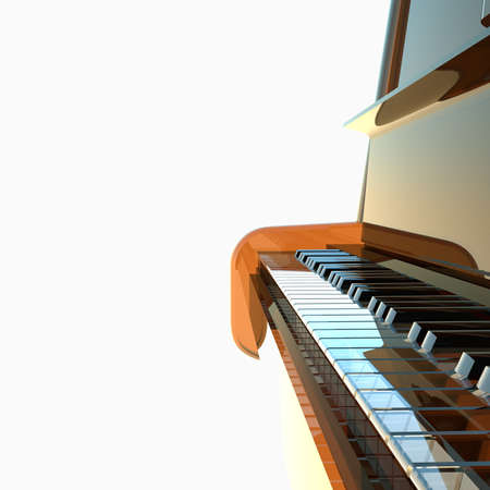 Piano Stock Photo - 9209133