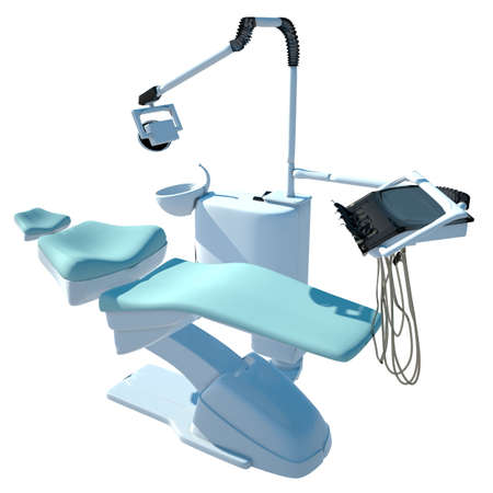 dental tools: Dental chair