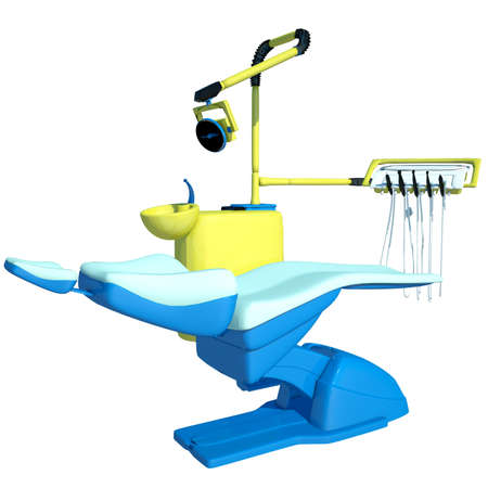 Dental chair Stock Photo - 10441832