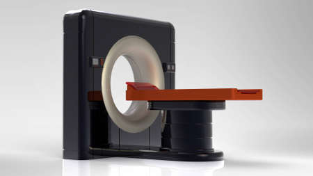 Tomograph Stock Photo - 11224489