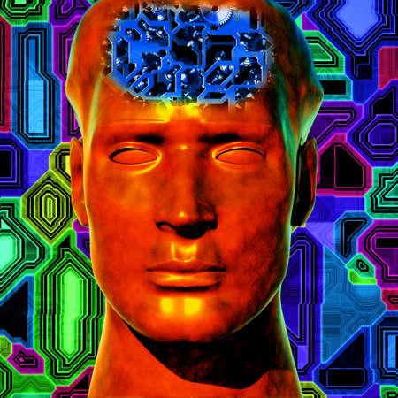 Cyborg photo