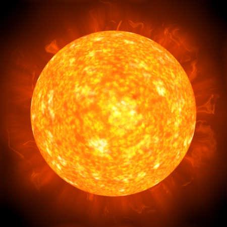 hot surface: Sun corona