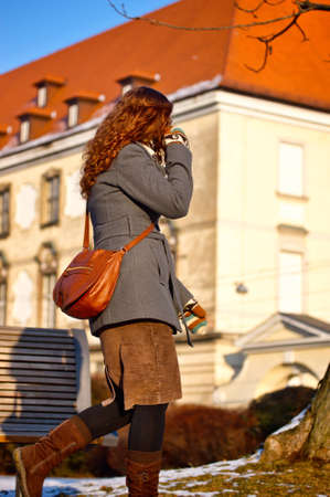 Female student photo
