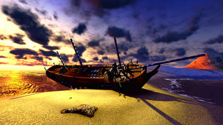 archival: Shipwreck