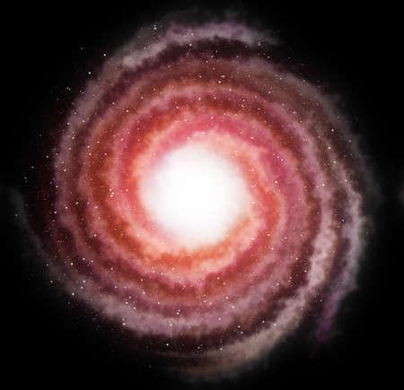 Spiral galaxy 版權商用圖片 - 12883172