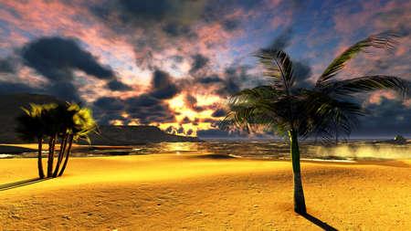 Hawaiian paradise Stock Photo - 13570185