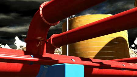 Raffinaderij