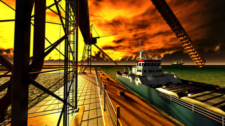 construction navale: Chantier naval