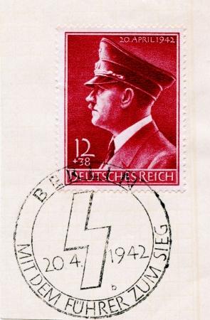 hitler: Portrait of Adolf Hitler