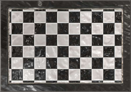 Marble chess board Stock Photo - 15633580