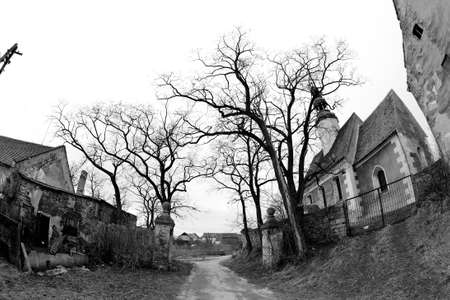 polish village photo