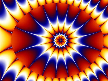 Awesome fractal background Stock Photo - 16412779