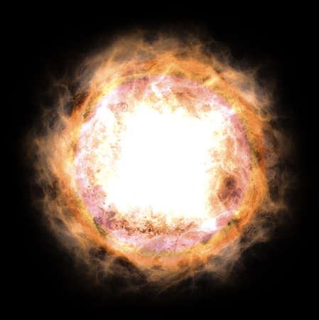astronomic: Bright star