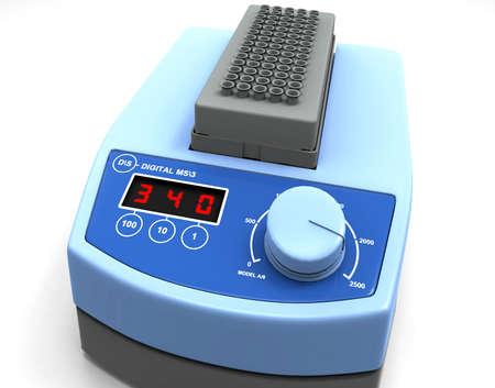 balanza de laboratorio: Laboratorio de escala