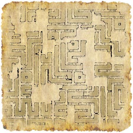Adventurer s plan photo