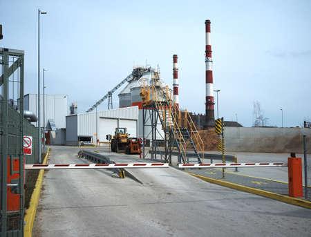 Power plant Stock Photo - 19258429
