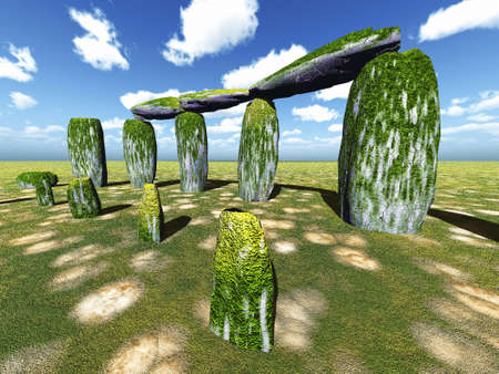 Stonehenge sanctuary photo