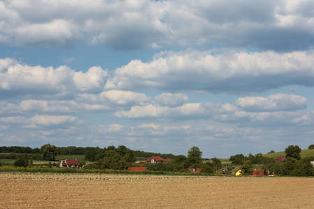 dolnoslaskie: Southern Poland near Trzebnica
