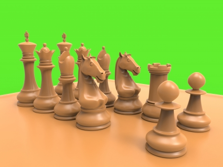 piecies: Chess piecies