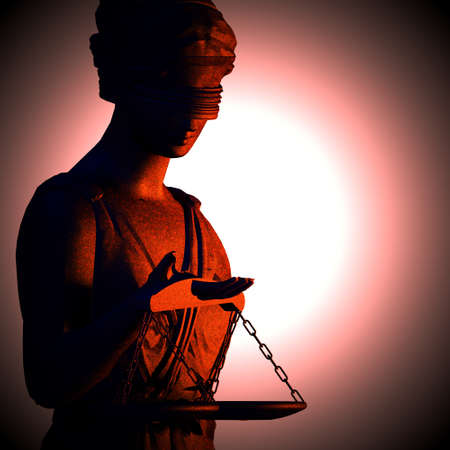 blind justice: concept of justice