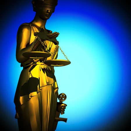 estatua de la justicia: concepto de justicia