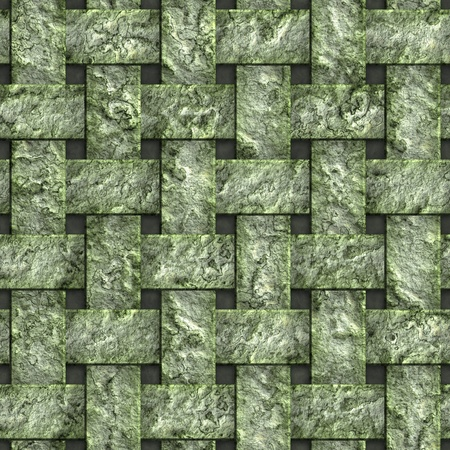 Corroded square vent - seamless background Stock Photo - 20813428