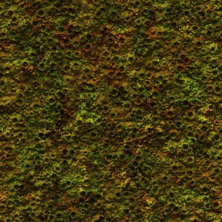 Seamless lunar texture background 3d rendering