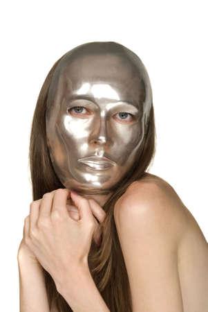 Venetian mask photo