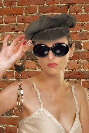 Handcuffs photo