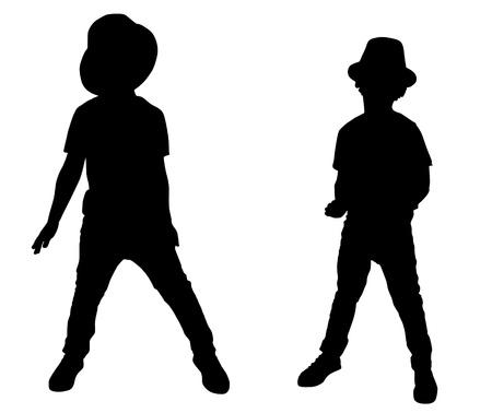 anger kid: Bambino moda