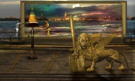 colorific: The golden Lion
