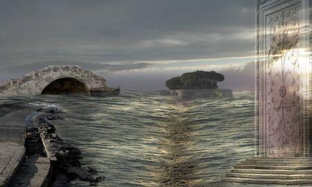 seaway: Mysterious seaway