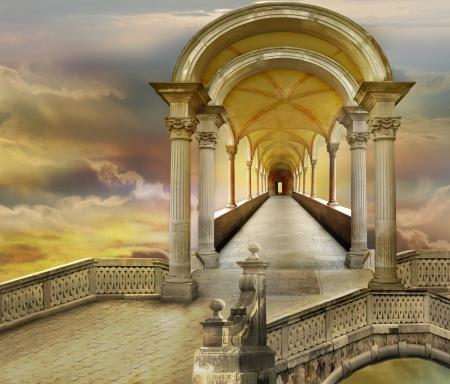 wizardry: Inspiration from Italian heavens