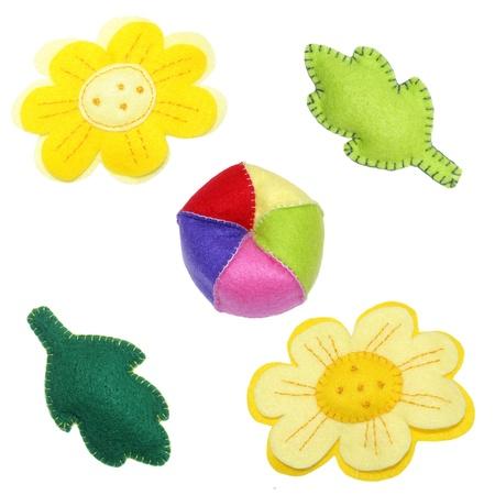 Fiori e cornicioni - bambini giocattoli