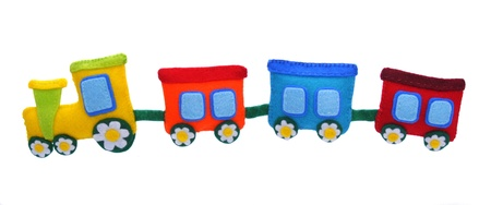 Childrens Train - kids toys photo