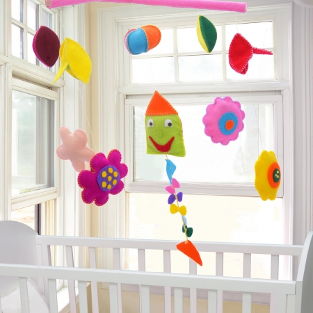 Baby mobile - kids toys photo